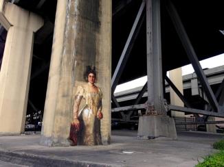 Julien de Casabianca sort les peinture hors les musées. sur des vertes et des murmures blog's