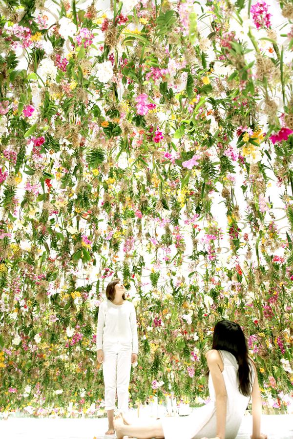 teamlab jardin flottant japon
