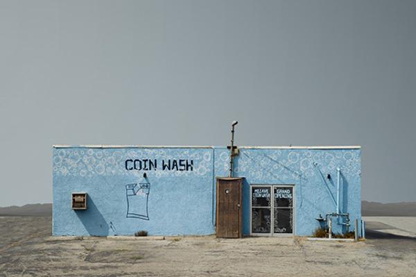 Photographie des lieux abandonnés d'Ed Freeman in DES VERTES ET DES MURMURES blog